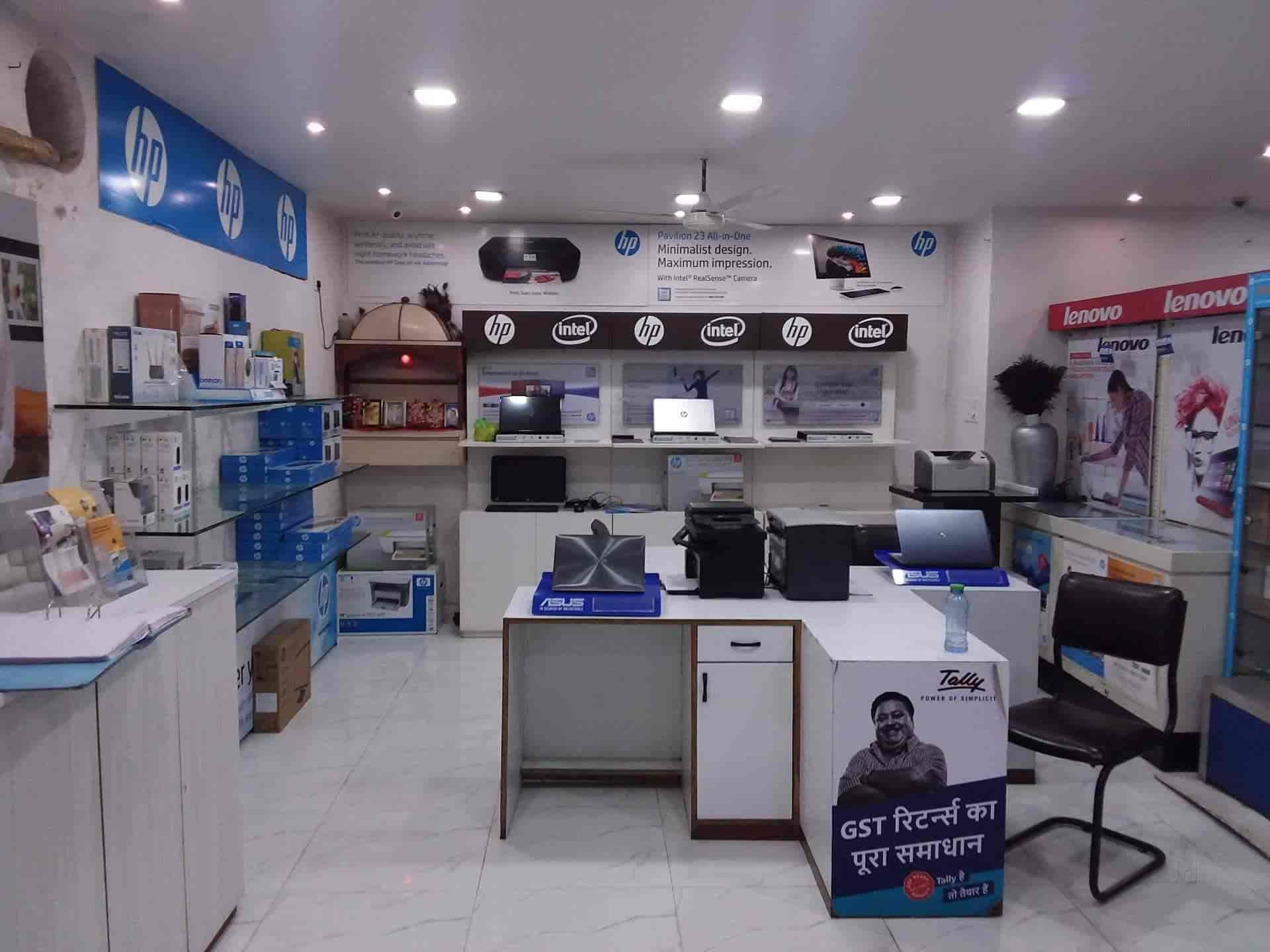 Bhukania Computronic, Swaroop Nagar - Laptop Dealers in Kanpur