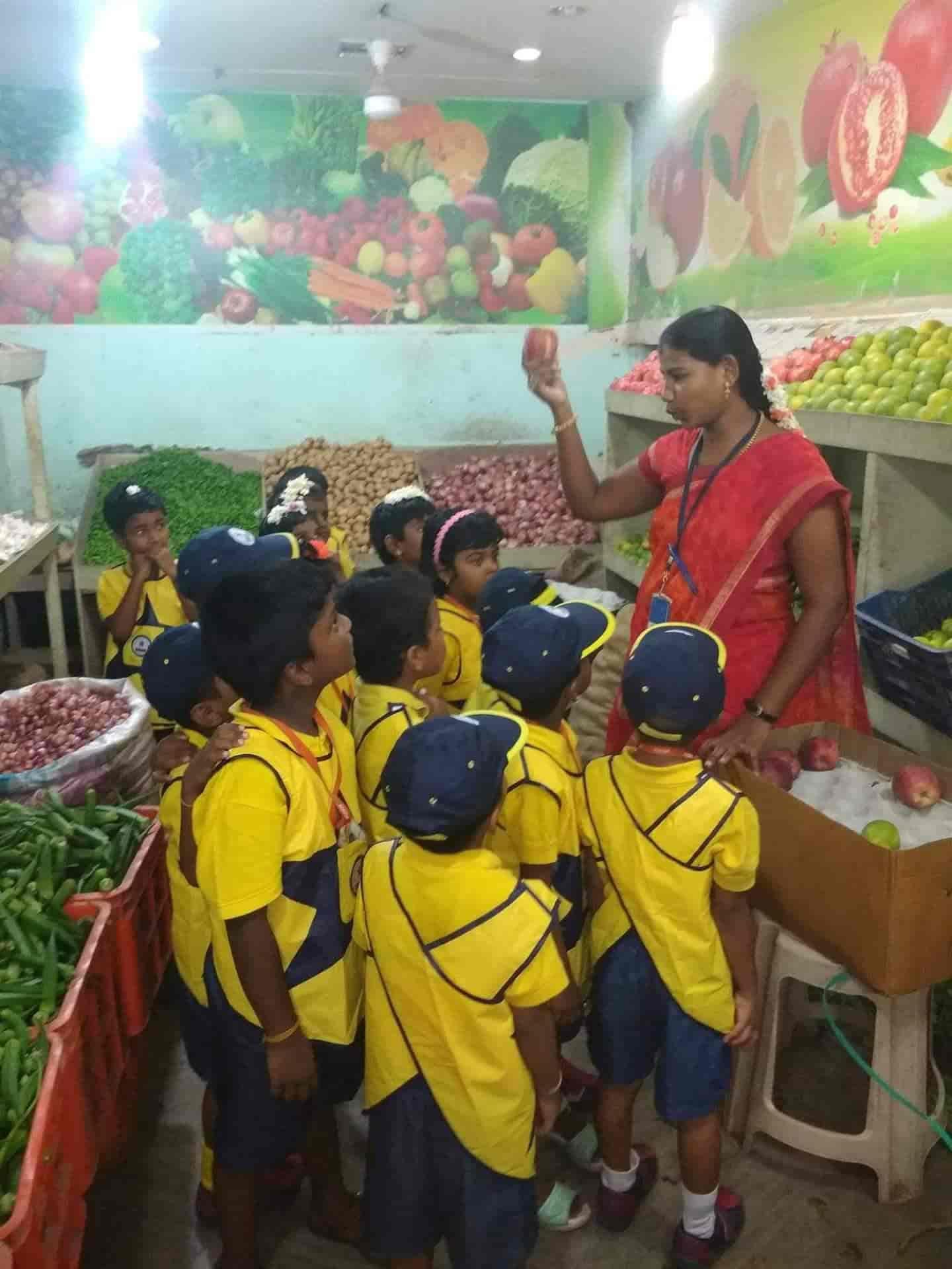 St Michaels Kidzee Preschool Photos, Azhakappapuram