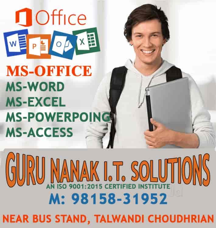 Guru Nanak I T Solutions Closed Down Photos Talwandi Chaudharian