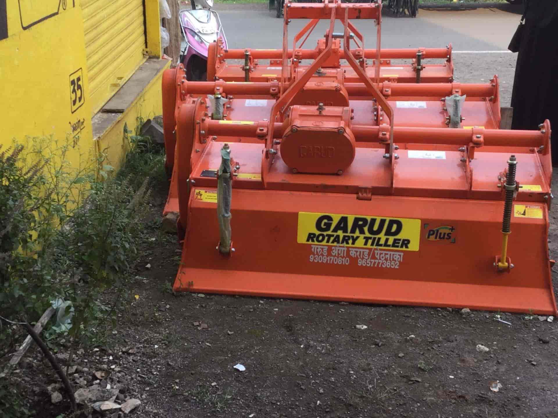 Garud Rotavator, Karad - Rotavator Dealers in Karad - Justdial