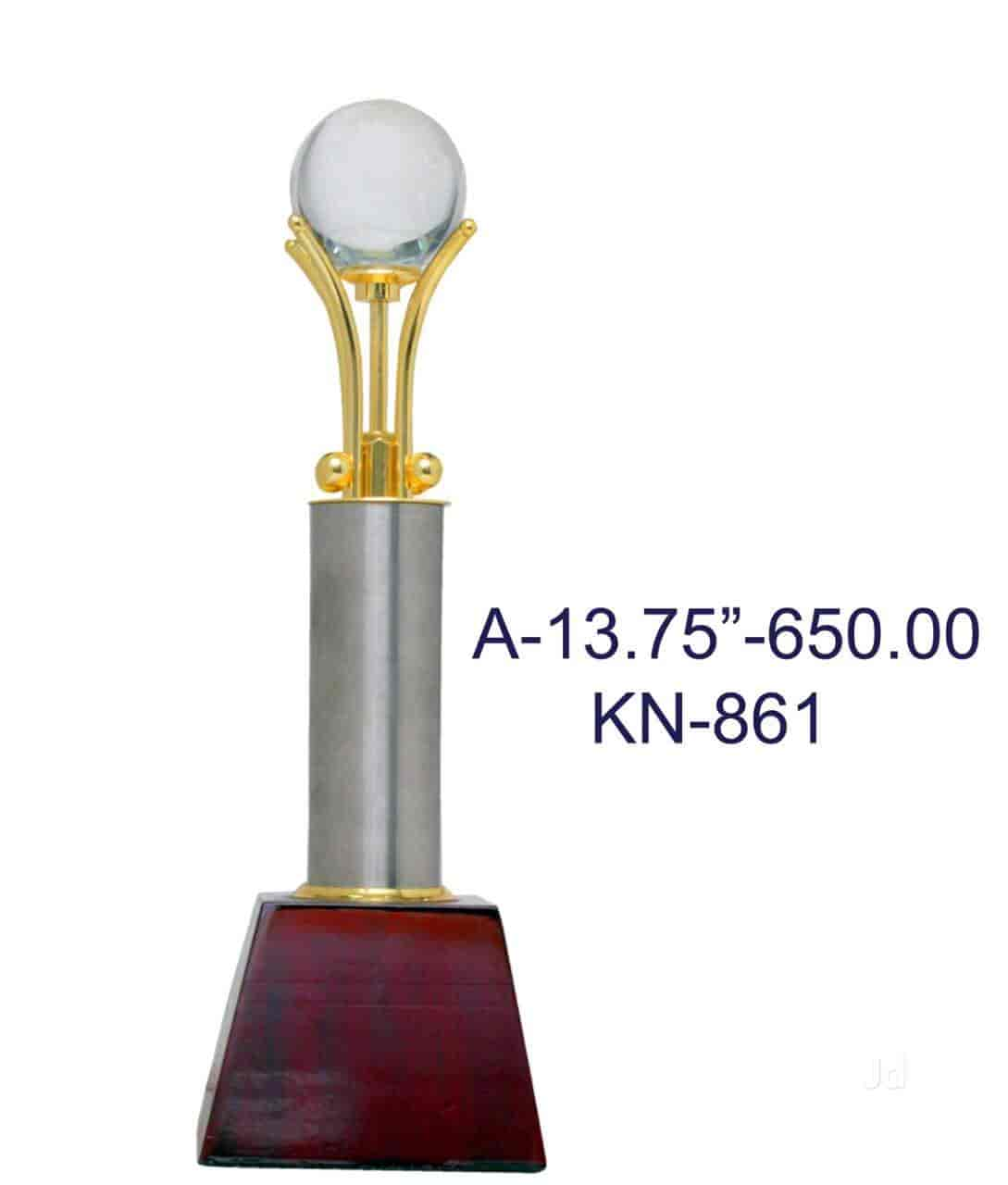 ... Om Sai Ram Trophies & Gifts Photos, , Karad - Trophy Manufacturers ...