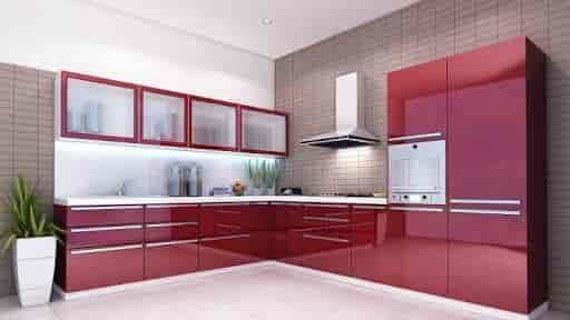 Aishwarya Kitchen Trolleys And Furniture Photos Karad Pictures