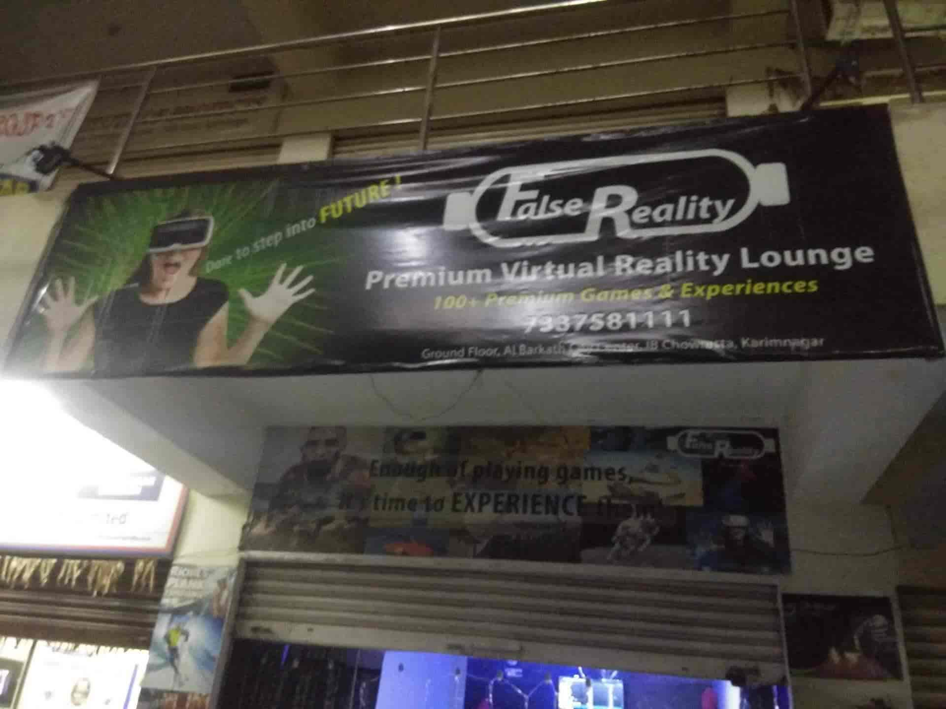 False Reality Vr, Near Tanishq Tata Gold Plus - Gaming Zones