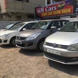 Gm Used Cars Showroom, Hyderabad Road - Second Hand Car Dealers in