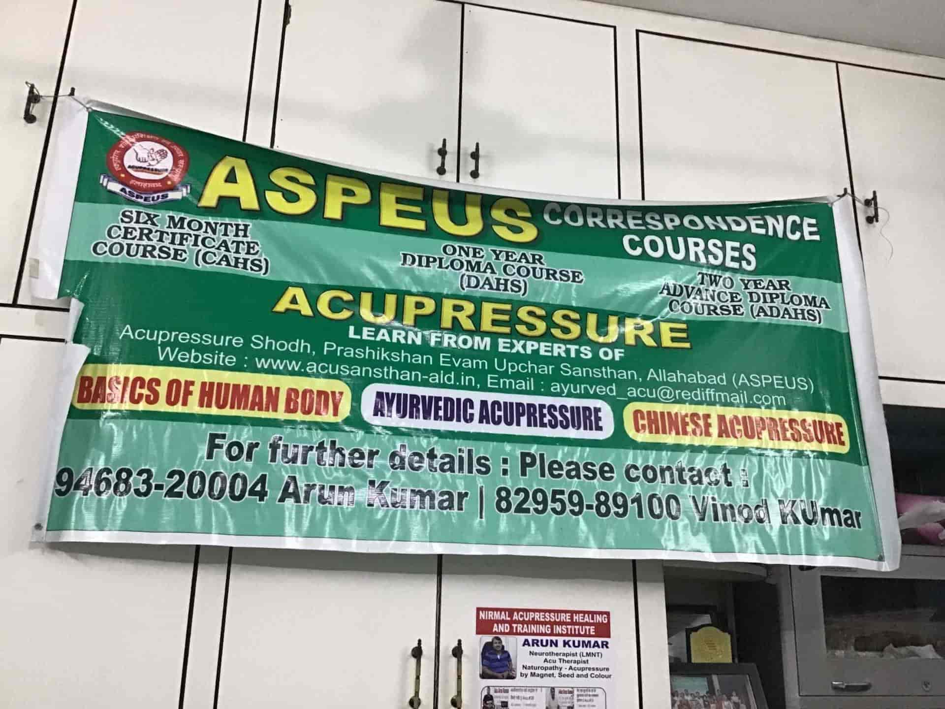 Nirmal Acupressure Healing And Training Institute
