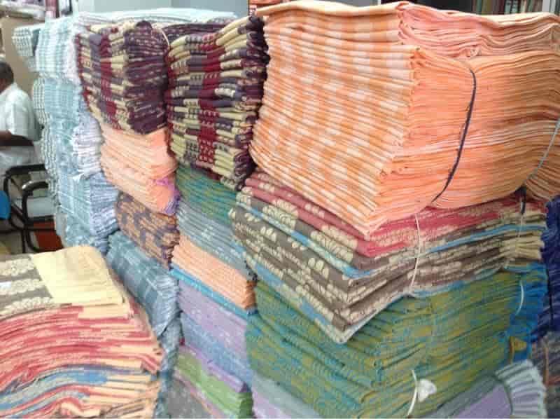 River Textile, Sengunthapuram - Bed Sheet Manufacturers in Karur