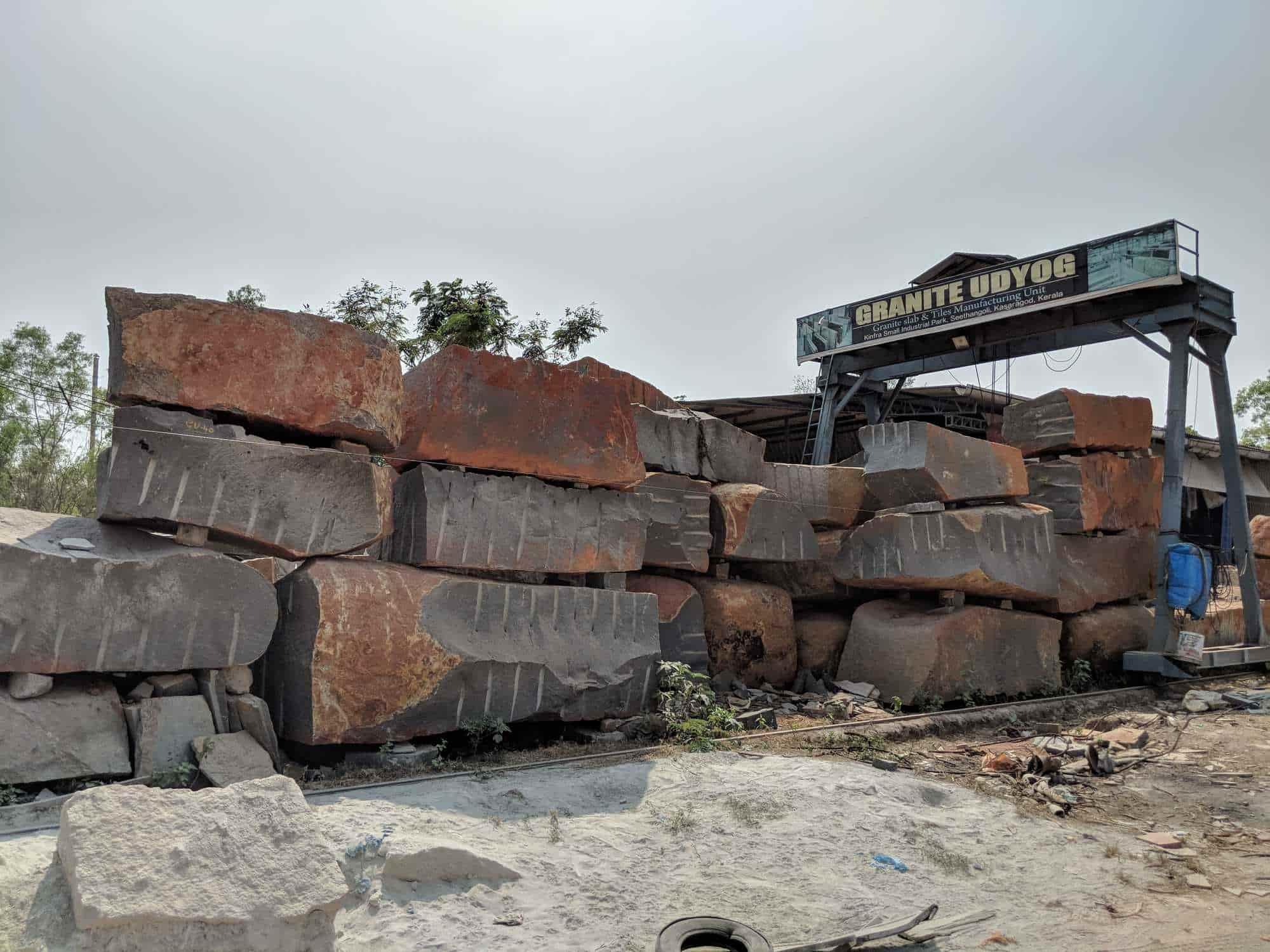 Granite Udyog, Vidya Nagar Kasargod - Granite Manufacturers