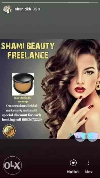 New Makeup Artist Jobs Offers In India Olx | Saubhaya Makeup