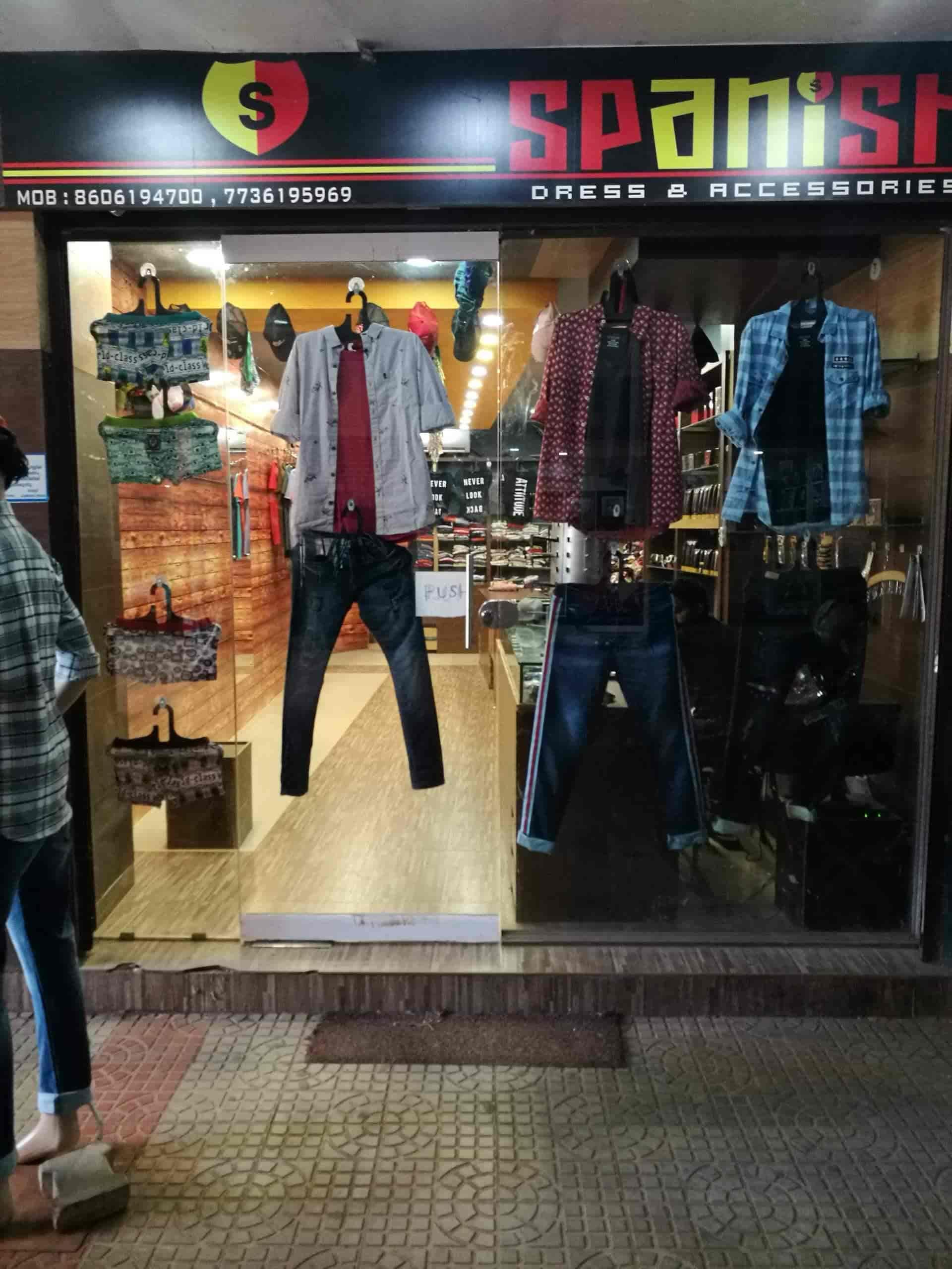Spanish Club, Kanhangad - Readymade Garment Retailers in