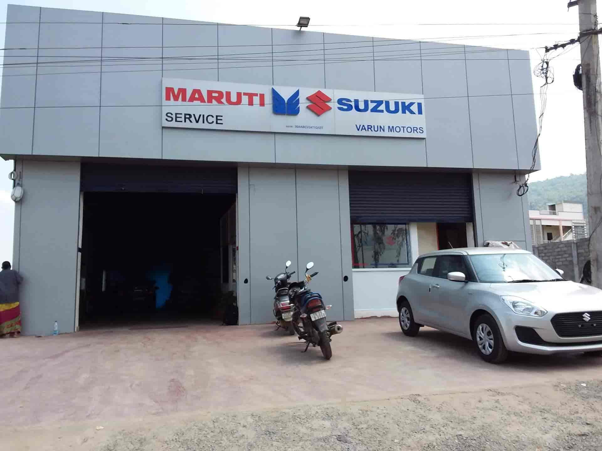Varun Motors Paloncha Car Dealers Maruti Suzuki In Khammam Justdial