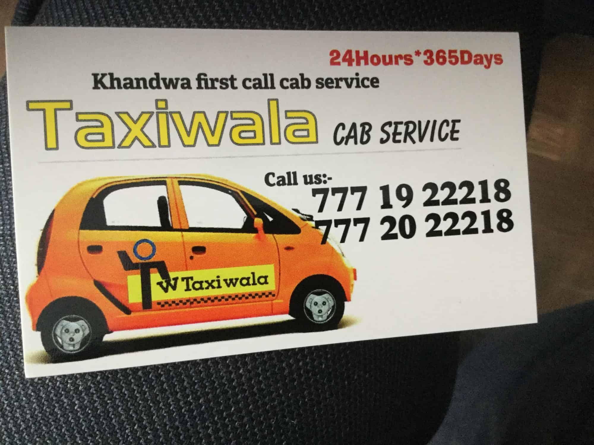 Taxiwala Cab Service Mali Kua Car Hire In Khandwa Justdial