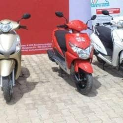 Honda Motorcycle & Scooter India Pvt Ltd, Malur - Scooter