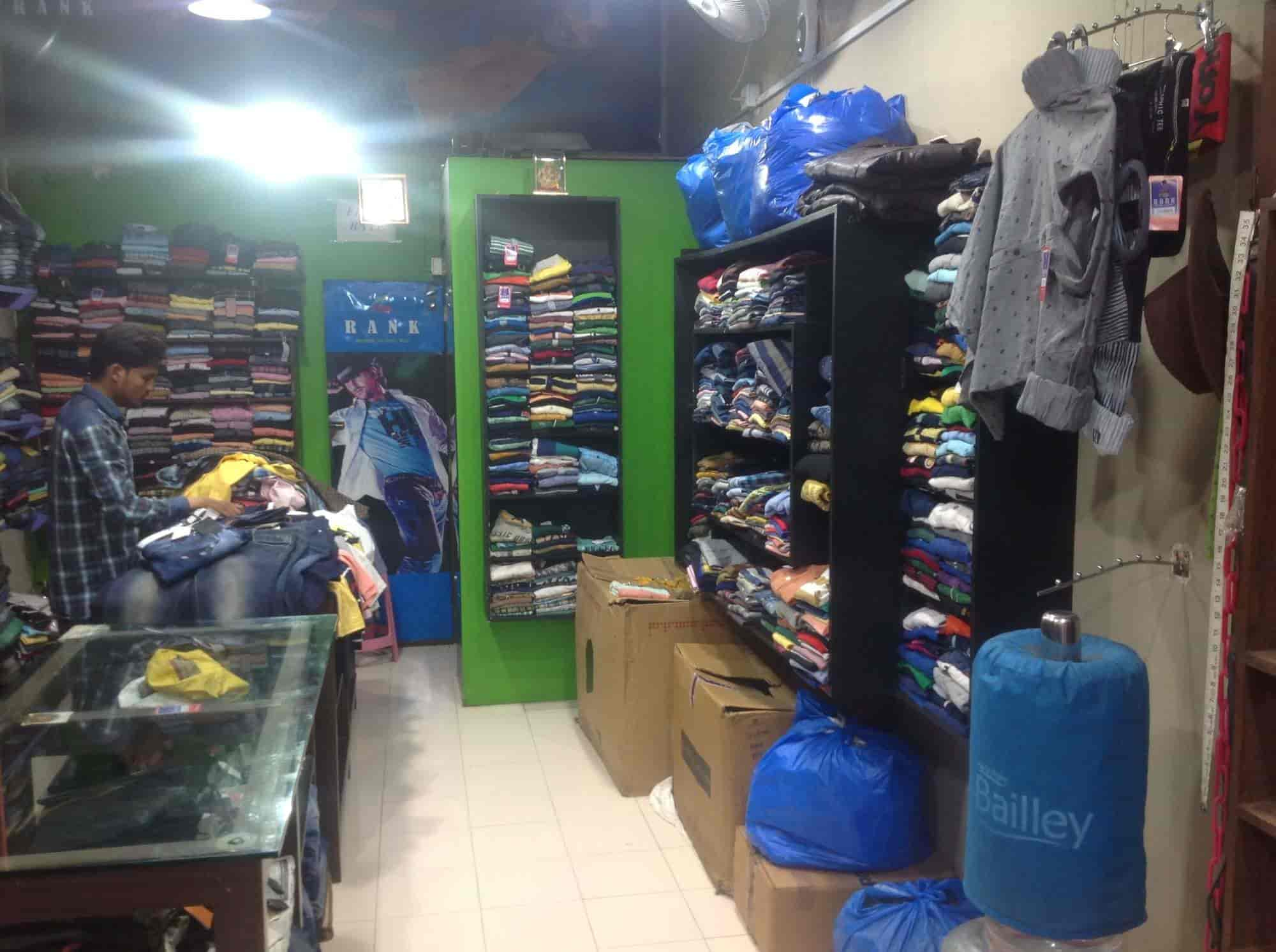 Rank Boutique For Mens, Rajarampuri - Men Readymade Garment