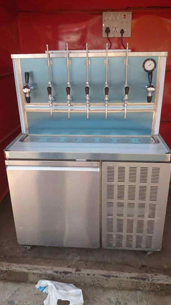 Om Sai Refrigeration, Gokul Shirgaon Midc - Soda Vending