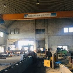 Sahil Industries, 5 Star MIDC Kagal - Eot Crane Manufacturers in