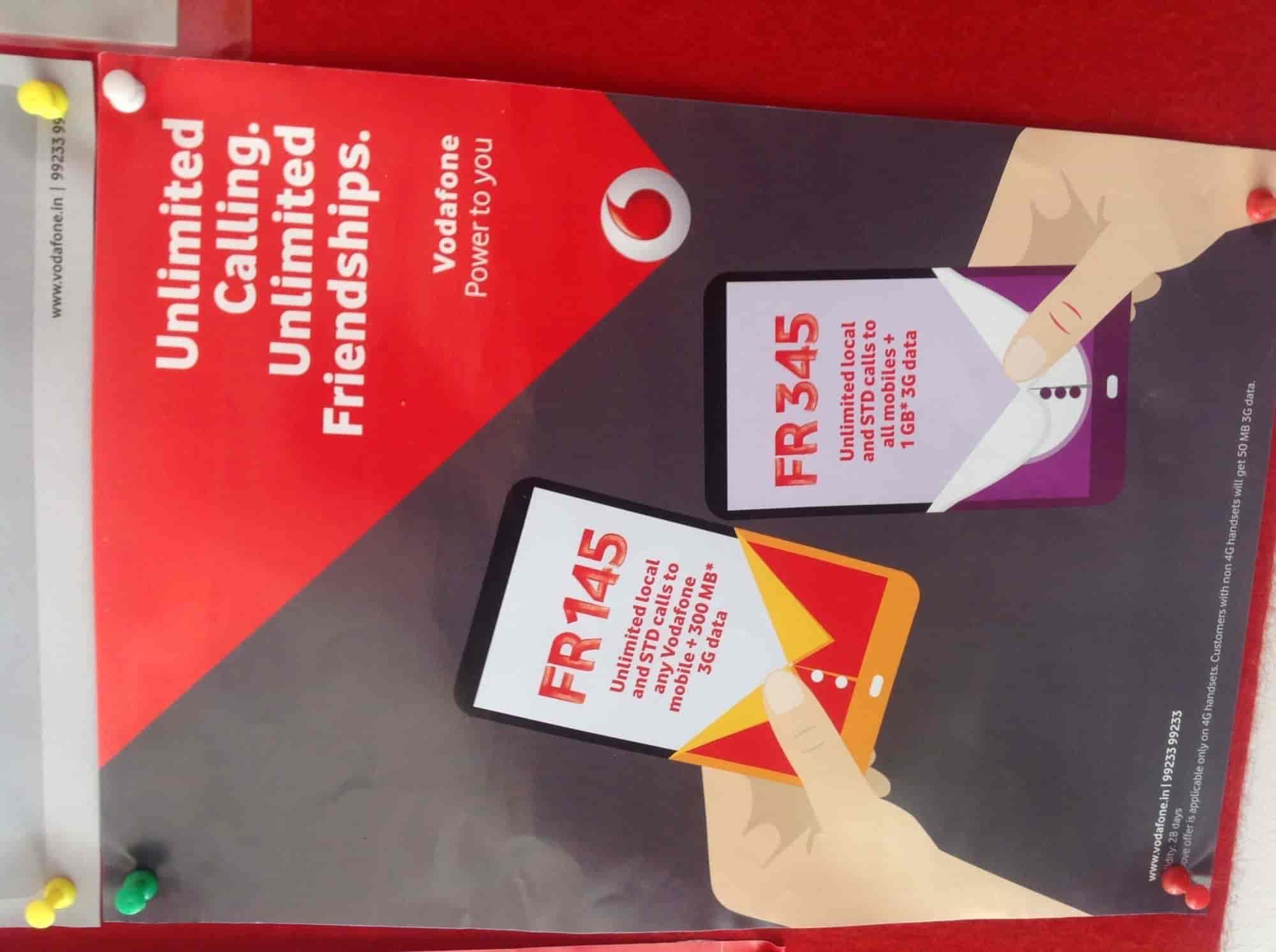 Vodafone Mini Store, Rajarampuri - Mobile Phone Simcard