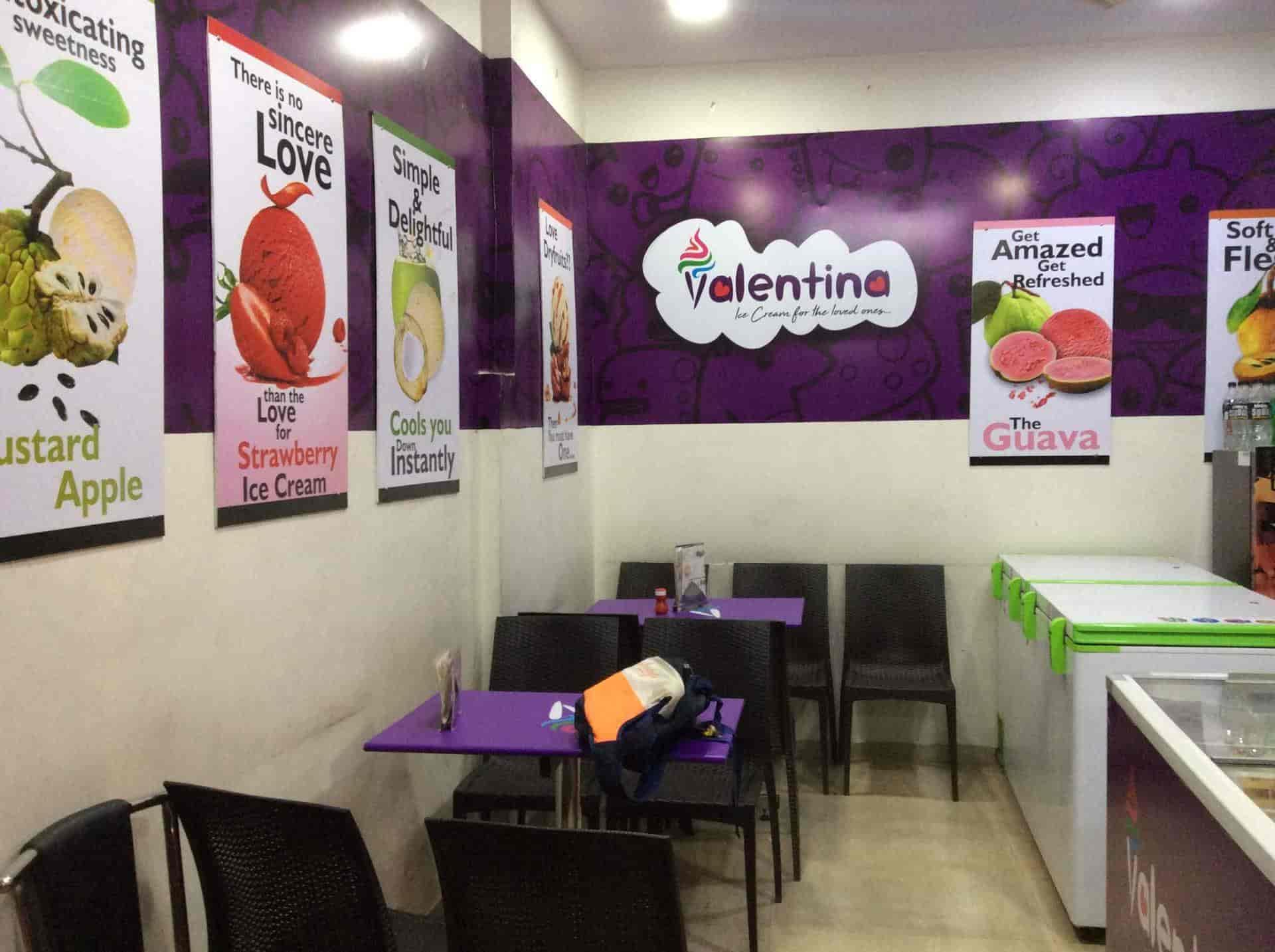 Valentina Ice Cream For The Loved One, Rajarampuri, Kolhapur - Ice