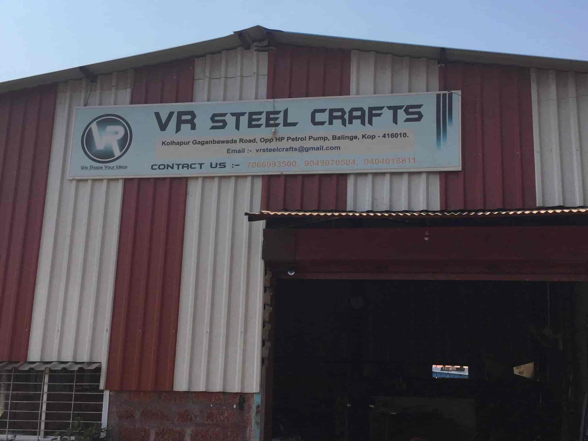 VR Steel Crafts Photos, Balinge, Kolhapur- Pictures & Images
