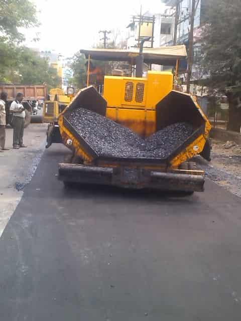 Anil Patil Road Construction Contractors, Uchagaon - Road