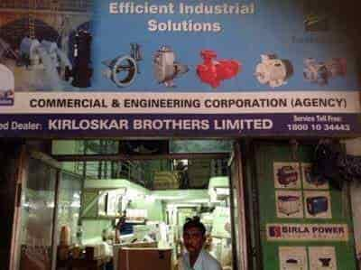 Commercial Engineering Corporation