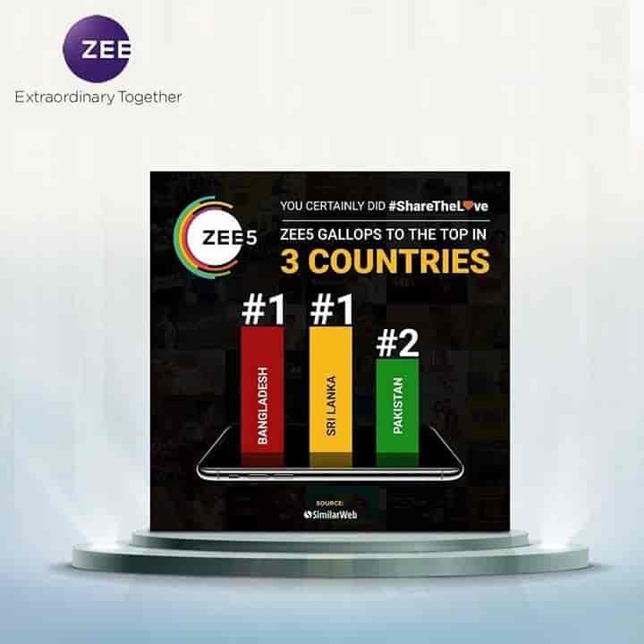 Zee Entertainment Enterprises Ltd, Park Street - Satellite