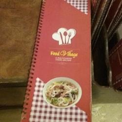 Food Village, Isi, Kolkata - Tandoori, North Indian, Chinese