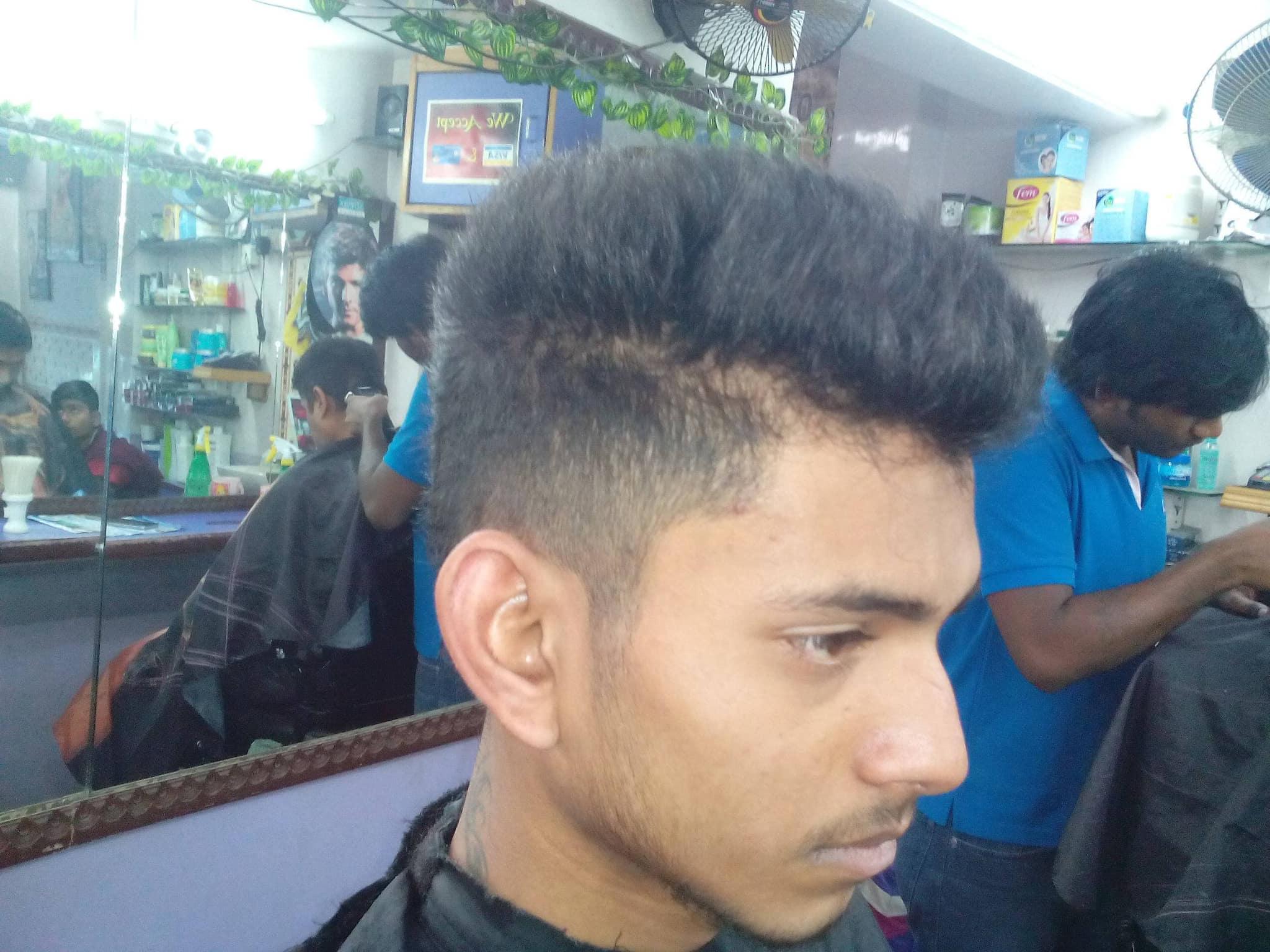 Hair Cut Gents Salon Lajoshrich Com