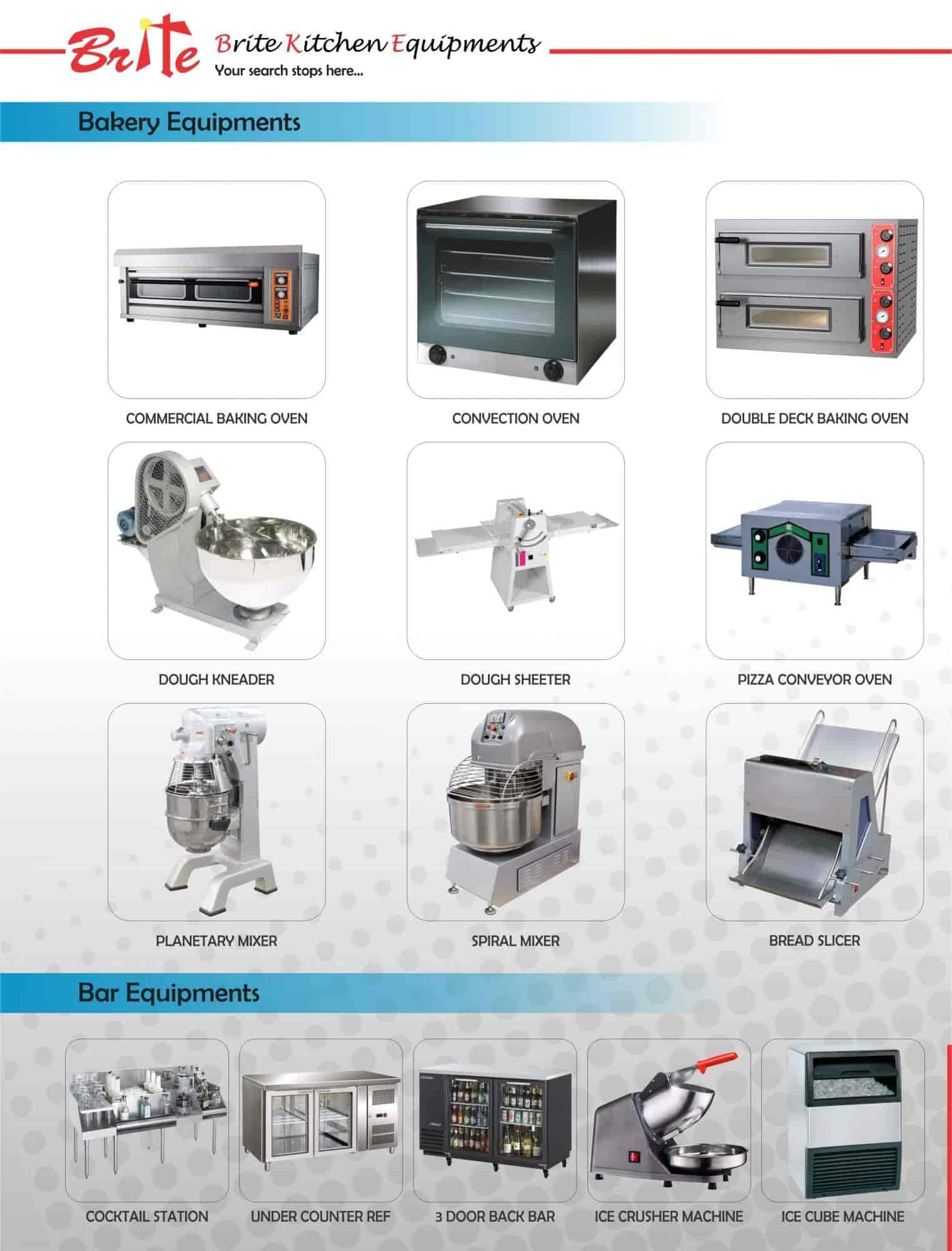 Brite kitchen equipments photos lake gardens kolkata commercial kitchen equipment manufacturers
