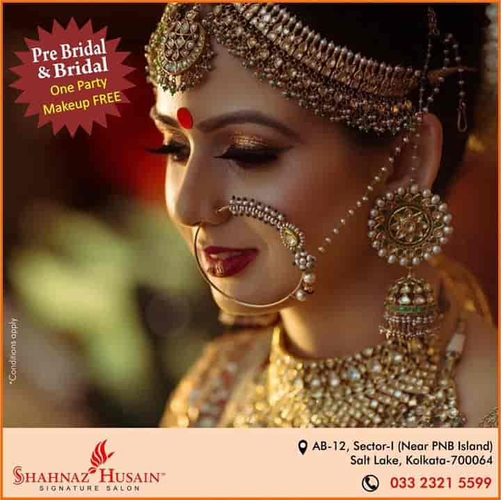 Shahnaz Husain Signature Salon, Bidhan Nagar - Beauty Salons