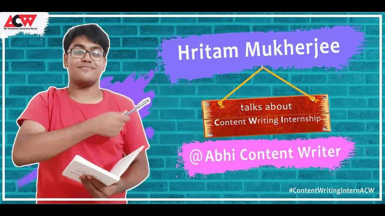Abhi Content Writer, Salt Lake City Bidhan Nagar