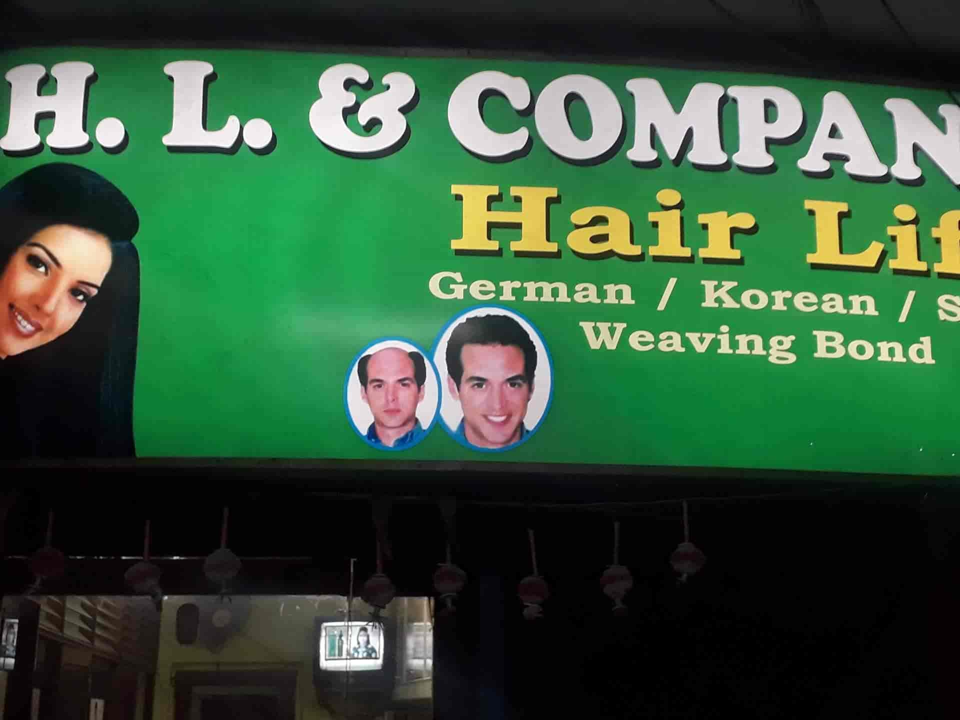 H L AND Company HAIR LIFE - Hair Treatment Clinics - Book