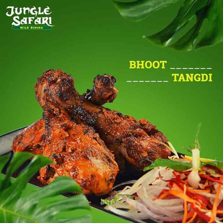 Jungle Safari Wild Dining, Kankurgachi, Kolkata