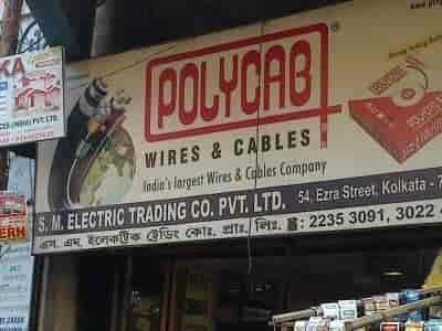 S M Electric Trading Company Pvt Ltd, Kolkata GPO - Wire