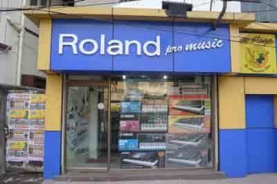 Roland Pro Music, Laketown - Musical Instrument Dealers in Kolkata