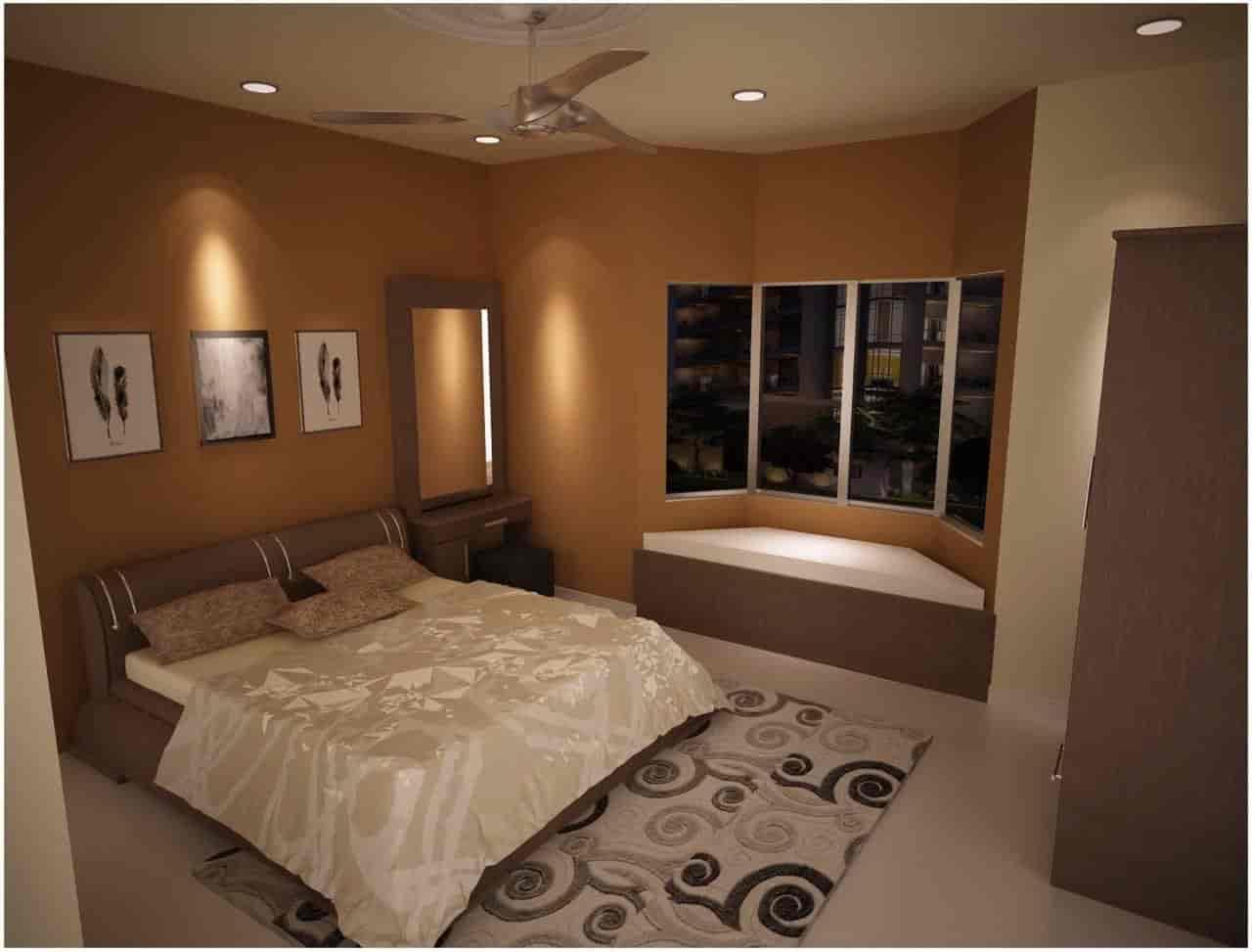 Bedroom Interior Adams Lifestyle Closed Down Photos Panihati Kolkata Modular