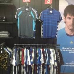 Adidas Exclusive Store (Factory Outlet