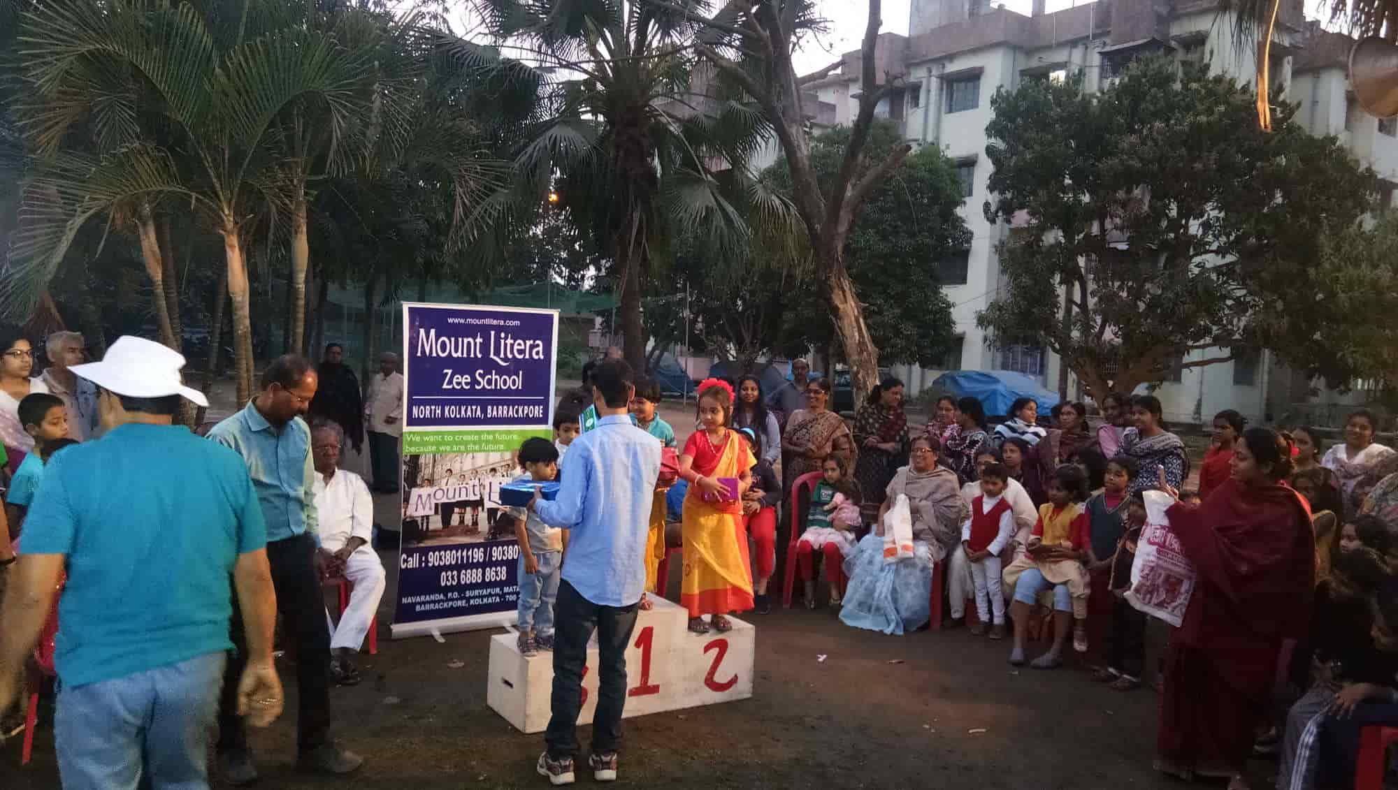 Mount Litera Zee School Nilganj Bazar Schools In Kolkata Justdial