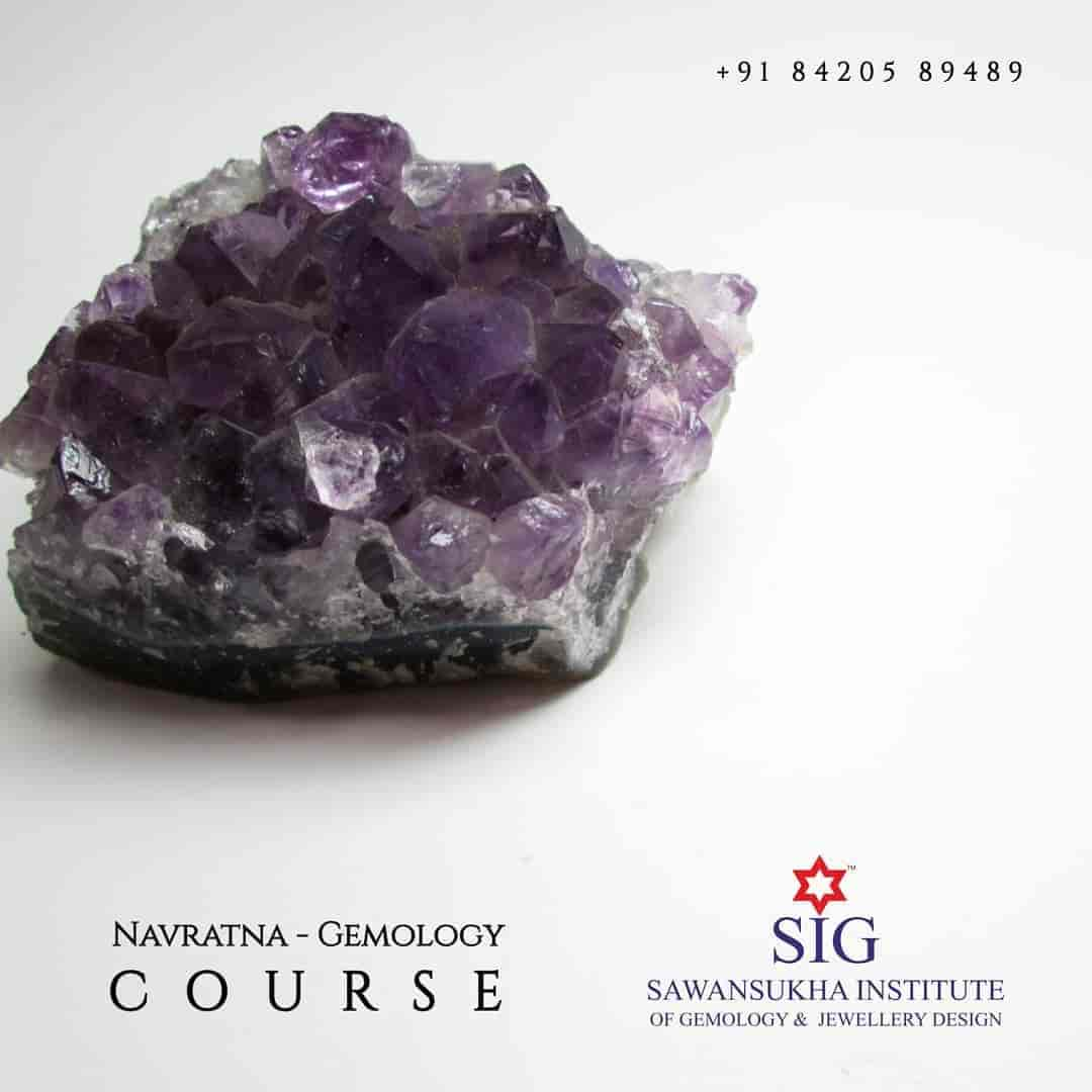 Sawansukha Institute Of Gemology & Jewellery Design, Near