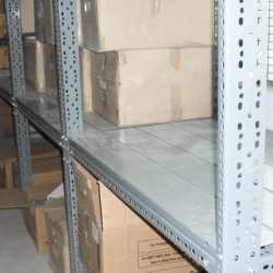 Shreya Industries, Beadon Street - Slotted Angle Rack