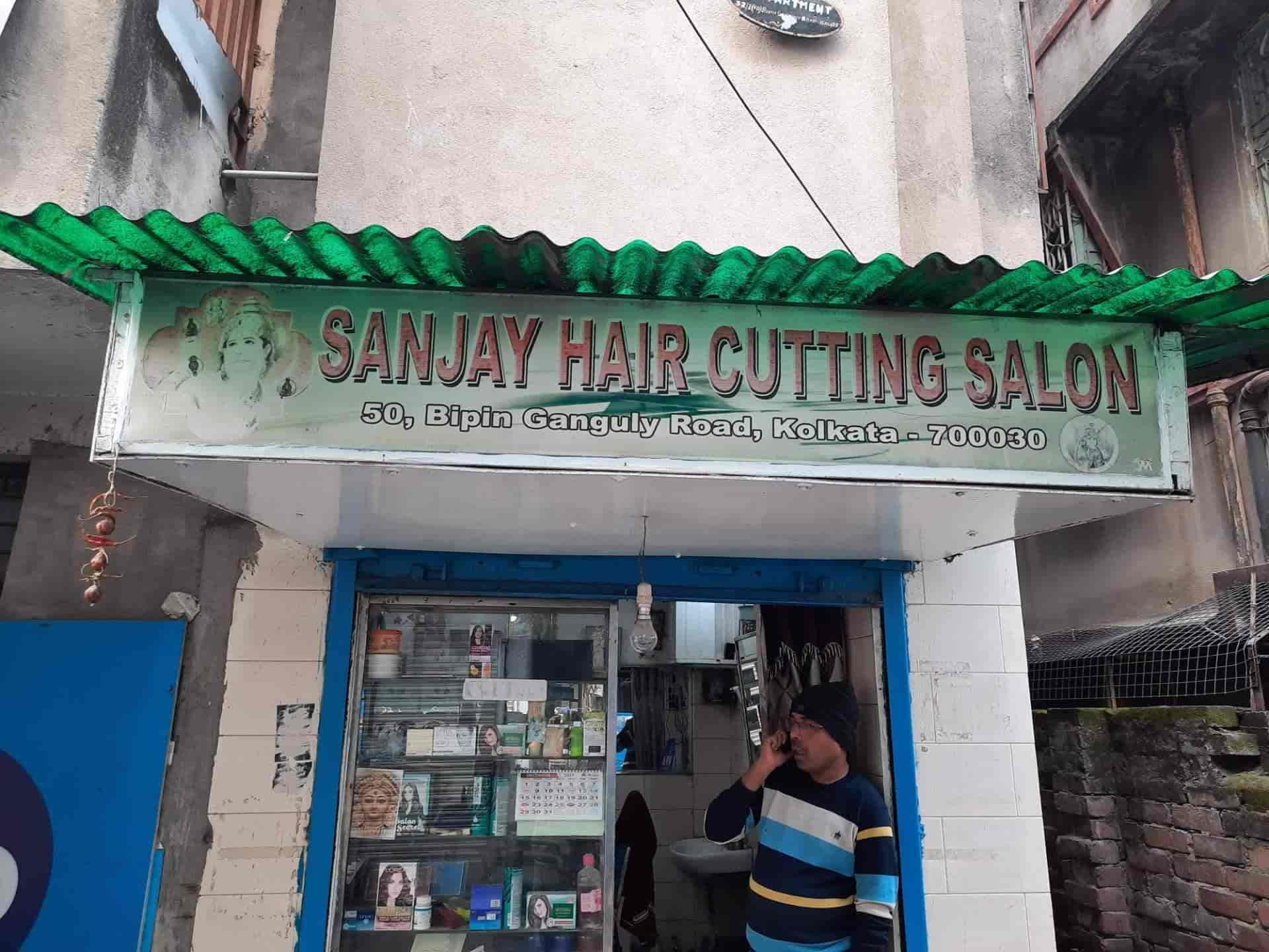 Sanjay Hair Cutting Salon, Ghughudanga - Salons in Kolkata - Justdial