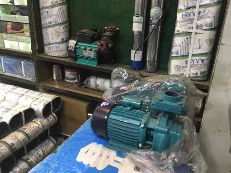Bmp Pump House, Chittaranjan Avenue - Water Pump Dealers in