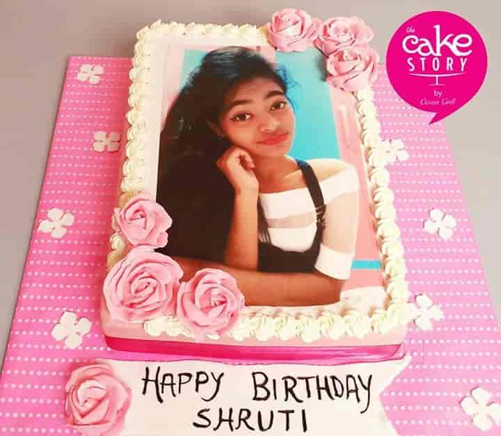 Phenomenal The Cake Story Salt Lake City Sector 5 Kolkata Desserts Funny Birthday Cards Online Inifofree Goldxyz