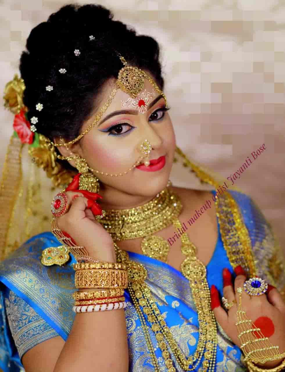 professional makeup artist jayanti bose photos