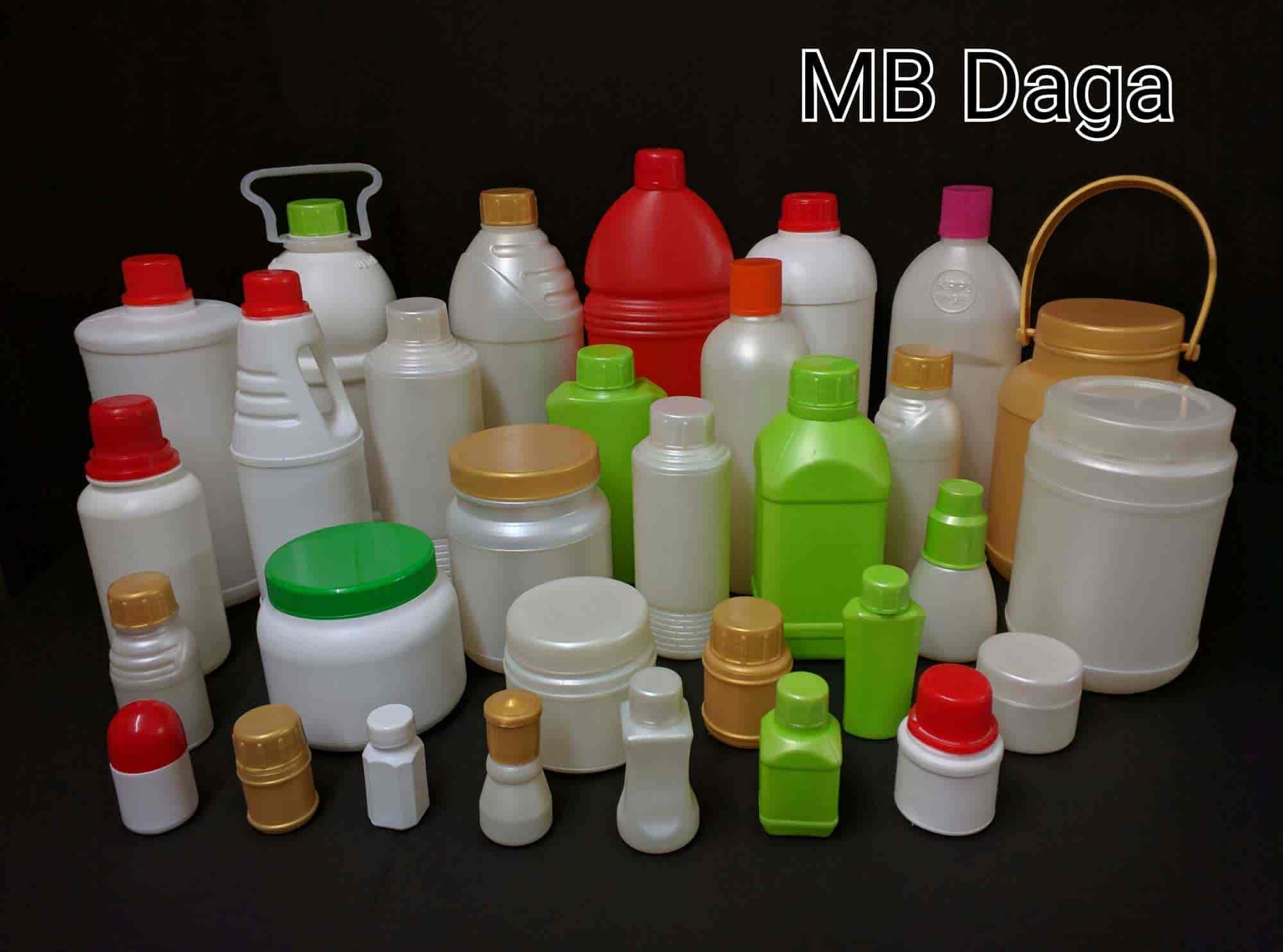 5311d1a6d8b3 M B Daga Packaging Pvt Ltd, Beadon Street - Plastic Bottle ...