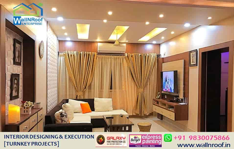 Wall N Roof Interiors Haltu Interior Designers In Kolkata Justdial