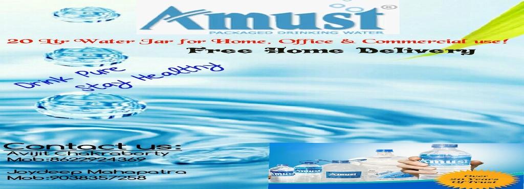 356ae946ff9f Amust Water Supplier