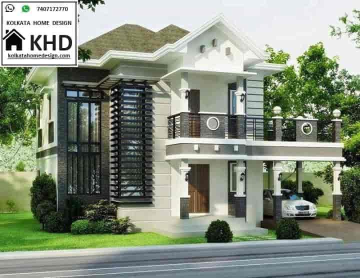 Kolkata Home Design Dum Dum Civil Contractors In Kolkata