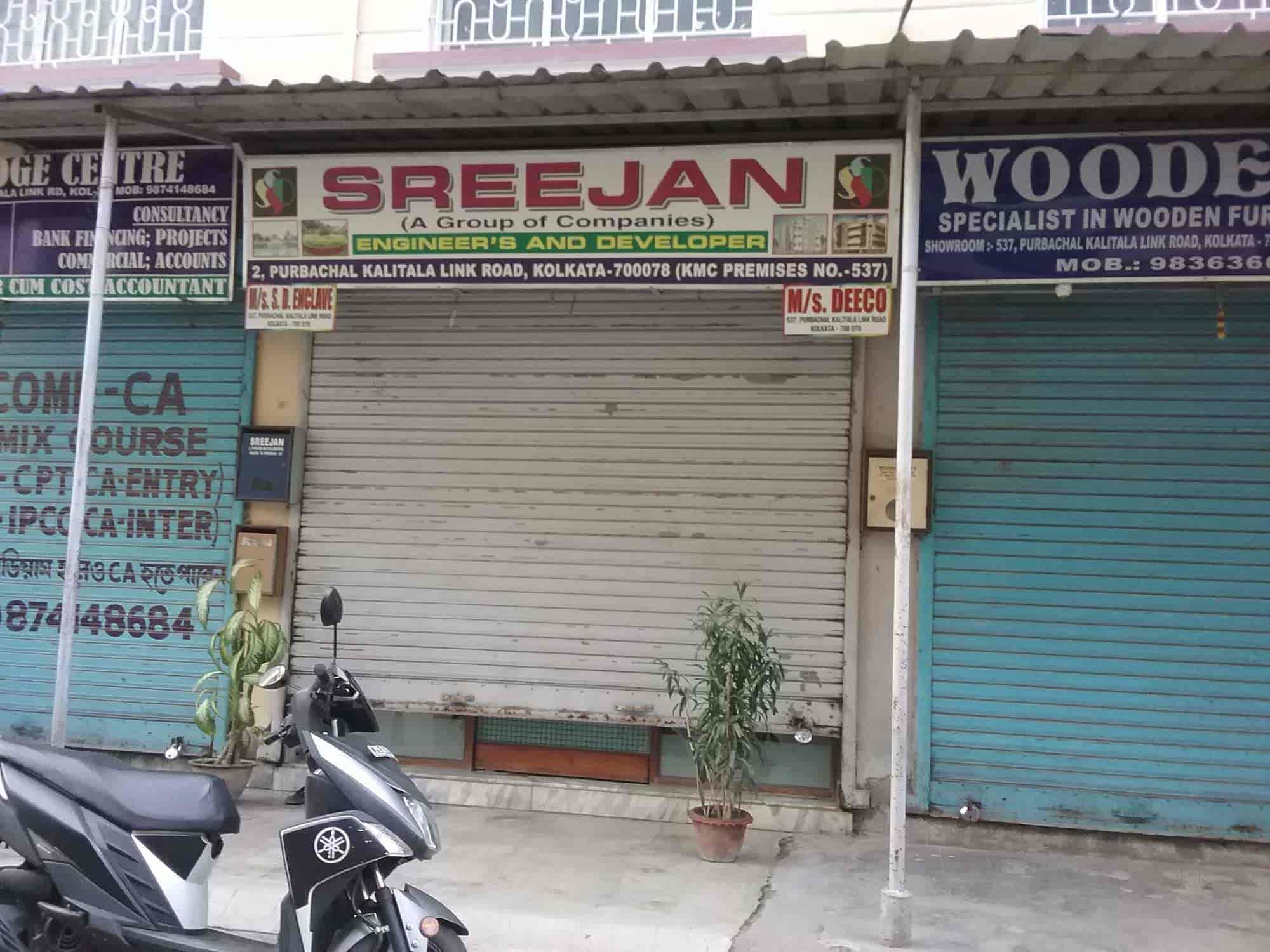 Sreejan Developer Civil Engineer, Kalikapur - Builders