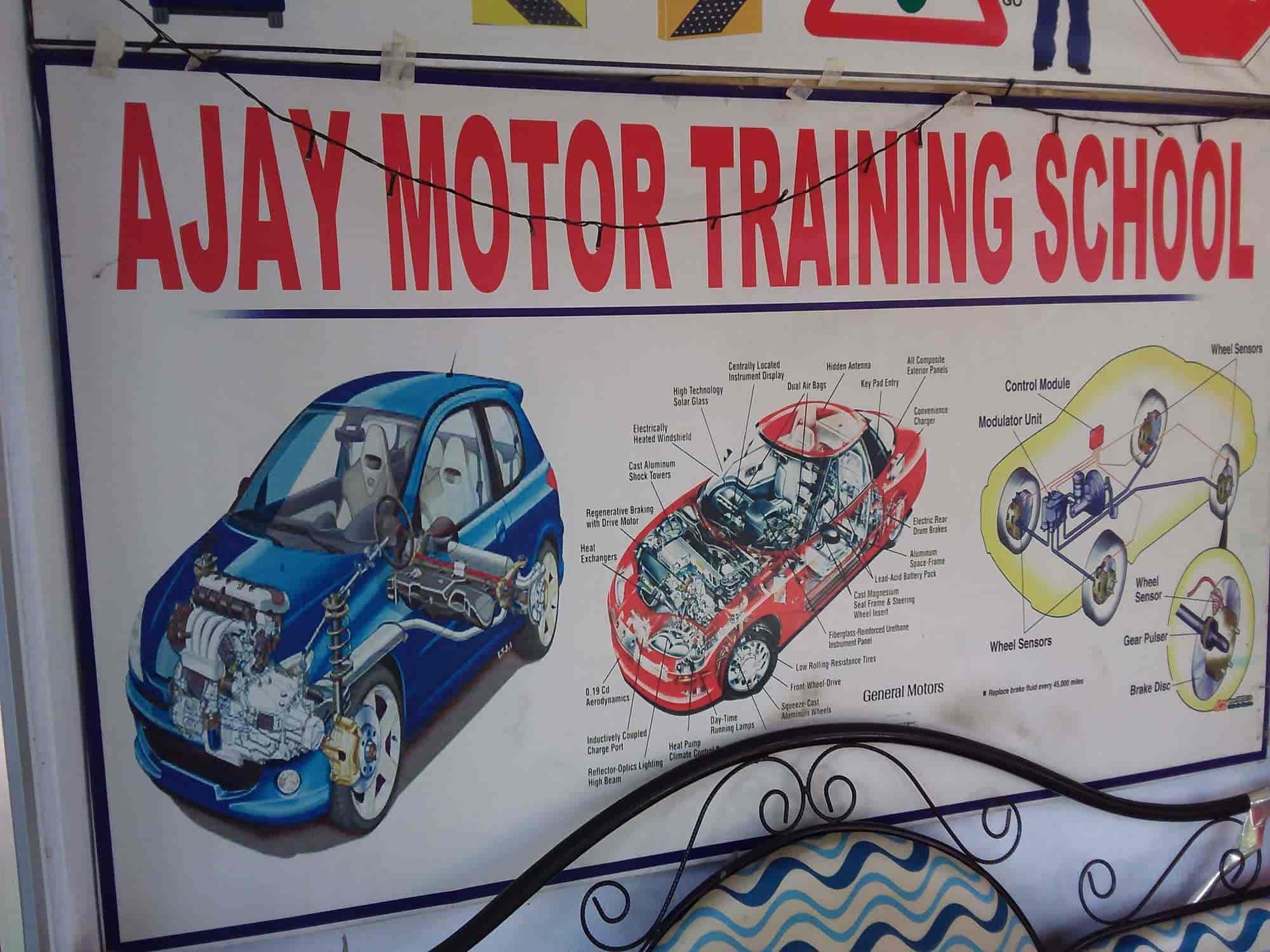 Ajay Motor Training School, Bansdroni - Motor Training