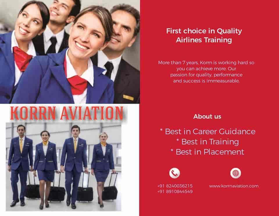 Korrn Aviation Services Pvt Ltd, Park Street - Aviation